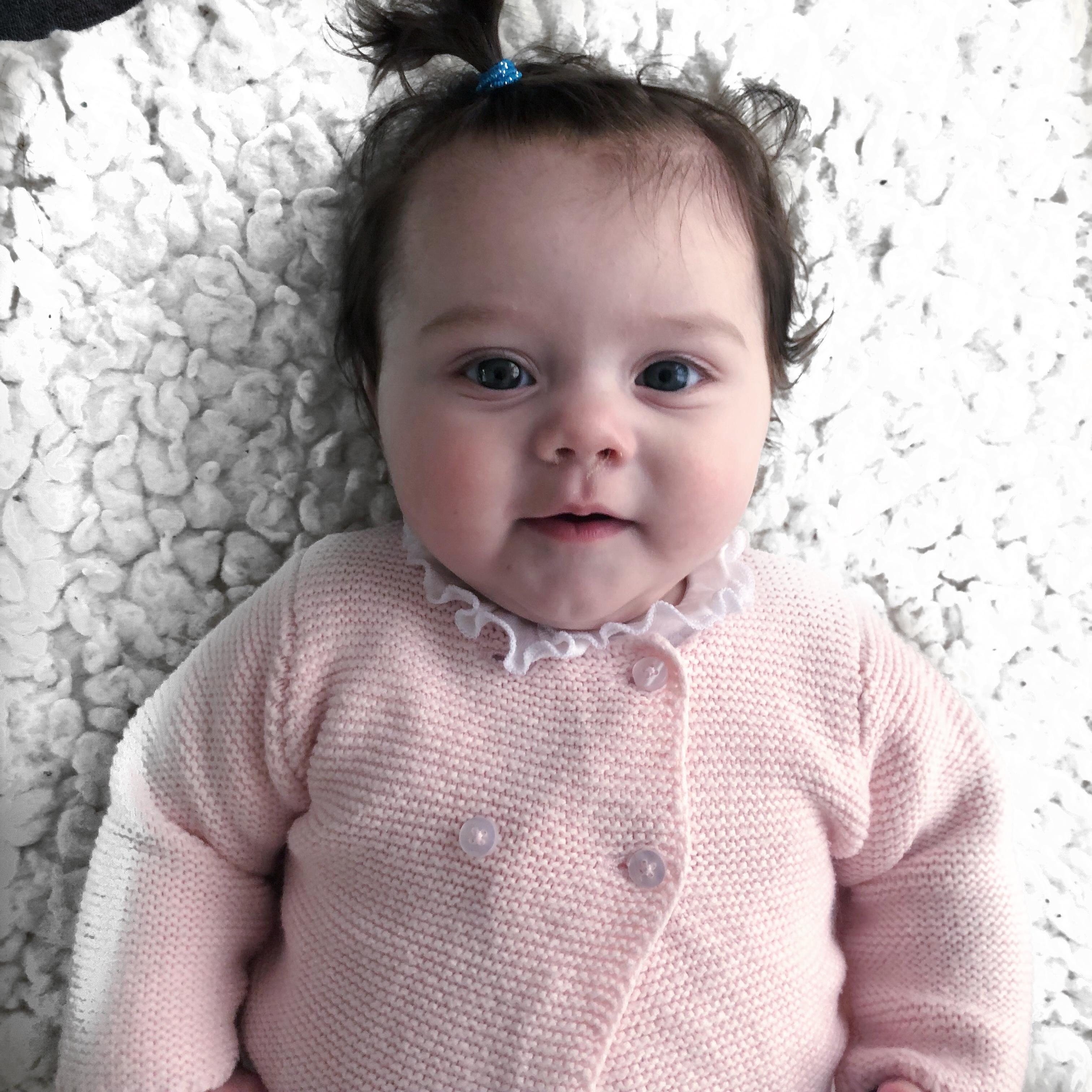 Farah 6 maanden oud | Dagschema en eetschema
